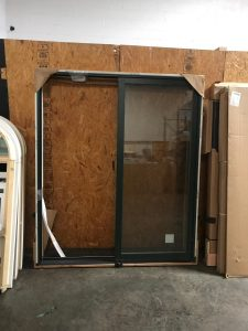 Sierra Pacific Sliding Door